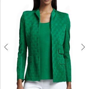 Misook Lilly Textured Jacket,